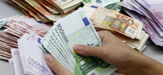 3 MİLYON 850 BİN EURO BUHAR OLDU