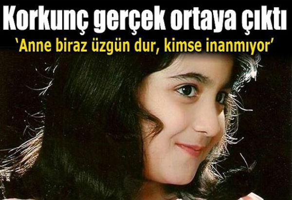 """""""ANNE BİRAZ ÜZGÜN DUR, KİMSE İNANMIYOR"""""""