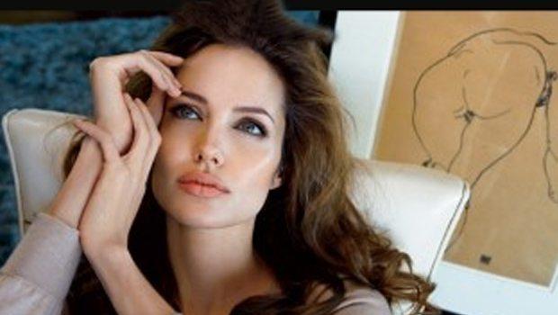 Angelina'dan şok açıklama uzun süredir...