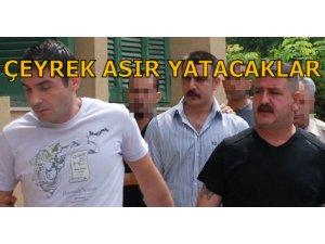 ÇEYREK ASIR YATACAKLAR!