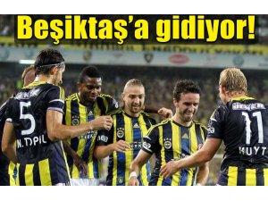 BEŞİKTAŞ'A GİDİYOR!