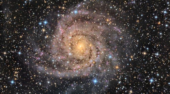 İlk kez 200'den fazla galaksi kümesi bulundu