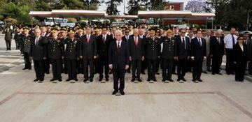 19 MAYIS ATATÜRK'Ü ANMA, GENÇLİK VE SPOR BAYRAMI KUTLAMALARI BAŞLADI