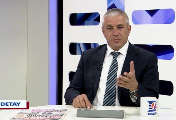 """TAÇOY: """"EROĞLU İLK TURDAN KAZANIR"""""""