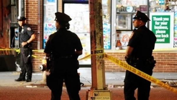 ABD'DE POLİS BİR KİŞİYİ ÖLDÜRDÜ