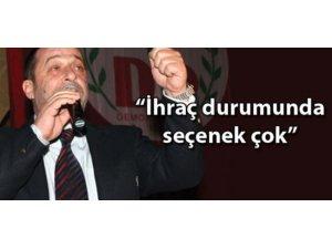 DENKTAŞ MAP'I İŞARET ETTİ