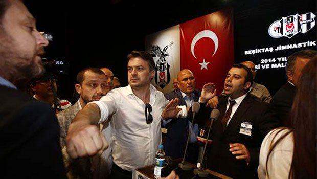 Beşiktaş kongresinde 'ölüm' şoku!