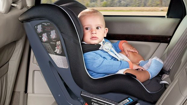 Bebeği arabada unutunca...