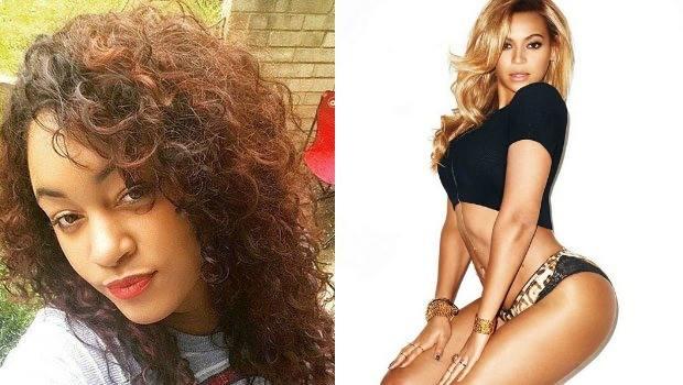 Beyoncé'ye benzemeye çalışırken canından oldu