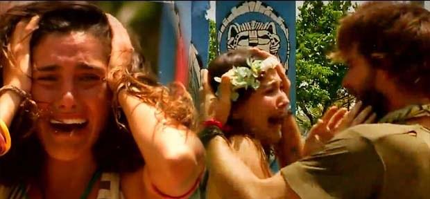 Survivor Yarışmacılarının Gözyaşları!