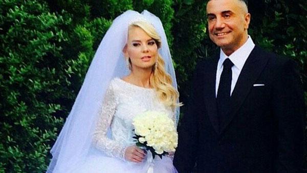 Sedat Peker'in düğününe ünlüler akın etti