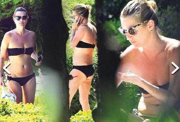 Bodrum'daki hesap Kate Moss'u çıldırttı!