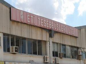 """""""ETİ'DE 62 PERSONELDEN 49'U DEVLETTE İSTİHDAM EDİLMEYİ BEKLİYOR"""""""