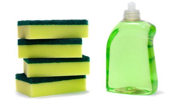 Bulaşık Deterjanının 6 Farklı Kullanımı