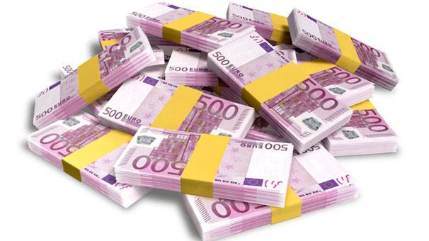 İNŞAATTA 175 BİN EURO BULDU