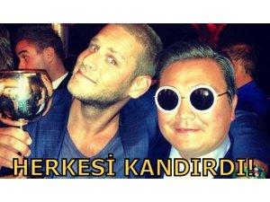 HERKESİ KANDIRDI!