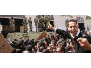 """MISIR…KIPTİLERDEN """"40'INCI GÜN"""" GÖSTERİSİ"""