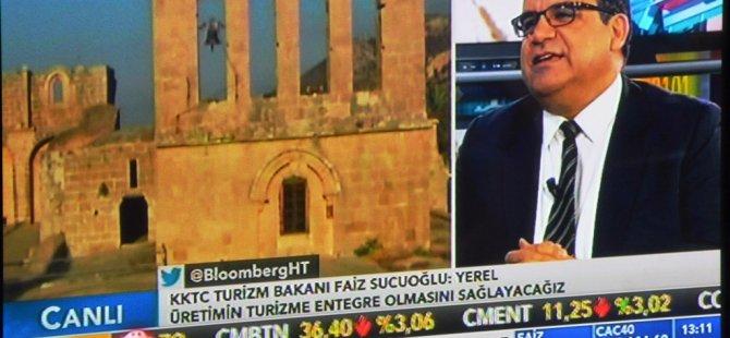 """""""2015'İN İLK 6 AYINDA TÜRKİYE'DEN GELEN TURİST SAYISINDA YÜZDE 25'LİK ARTIŞ VAR"""""""