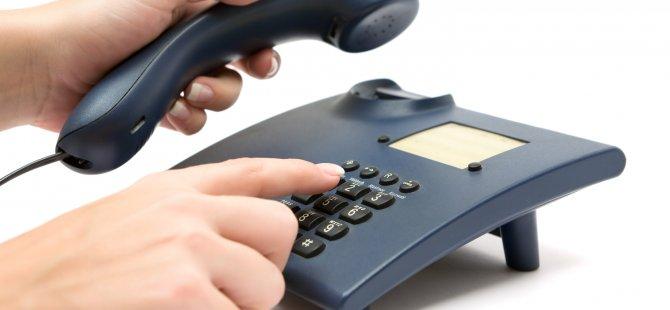 LEFKOŞA'DA BAZI BÖLGELERDE TELEFON KESİNTİSİ ...