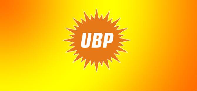 UBP'DE GERGİN TOPLANTI