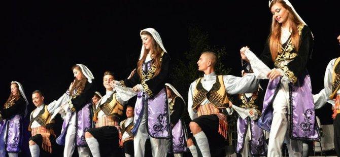 AKDOĞAN GENÇLİK MERKEZİ HALK DANSLARI TOPLULUĞU, DANCAS DO MUNDO, WORLD DANCE FESTİVALİNE KATILDI