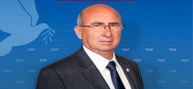 """""""TDP, ÜLKENİN GELECEĞİNİ ŞEKİLLENDİRMEYE ADAYDIR"""""""