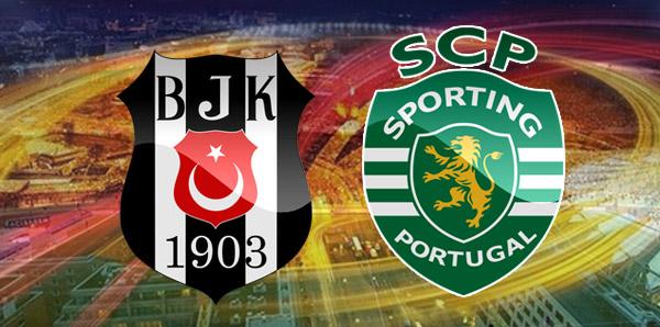 Beşiktaş Sporting Lizbon maçı hangi kanalda şifreli mi saat kaçta?