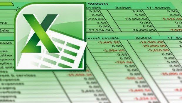 Excel Bugün İtibariyle 30...