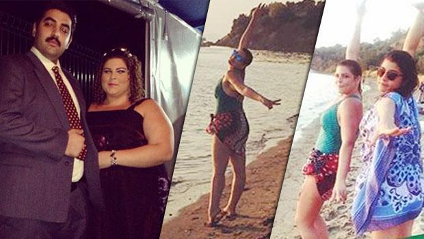 68 Kiloyu Verdi Bikiniyi Giydi!