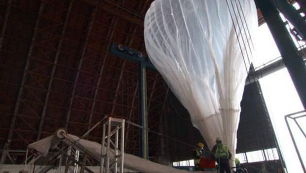 Google internet balonlarıyla dünyayı saracak