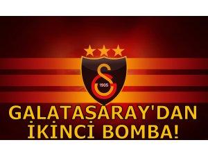 GALATASARAY'DAN İKİNCİ BOMBA!