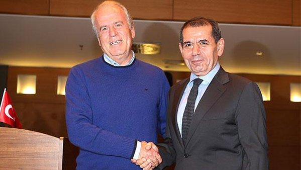 Galatasaray'ın yeni hocası Mustafa Denizli