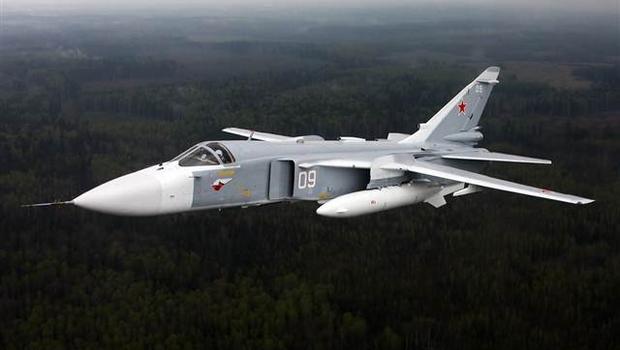 Rus savaş uçağıyla ilgili ABD'den açıklama