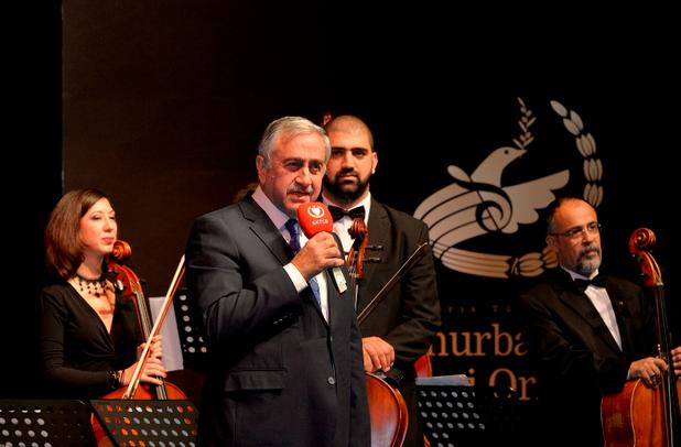 SENFONİ ORKESTRASI'NDAN İLK KONSER