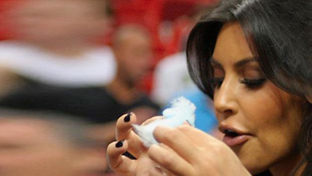 Kardashian Öyle Birşey Yediki...