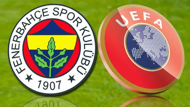 UEFA FENERBAHÇE İÇİN KARARI VERDİ