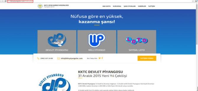 """""""RESMİ OLMAYAN WEB SİTELERİNE İTİBAR ETMEYİNİZ"""""""