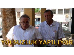 YOLSUZLUK YAPILIYOR