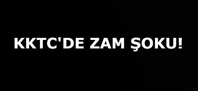 KKTC'DE ZAM ŞOKU!