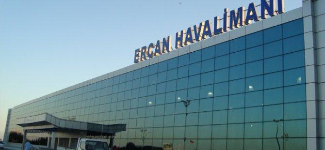 ERCAN DEVLET HAVALİMANI'NDAN