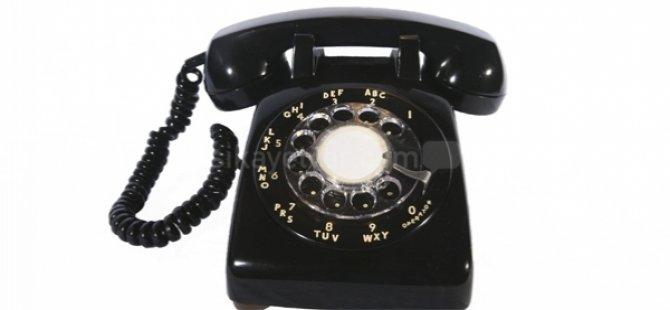 TELEFON HATLARI ZARAR GÖRDÜ