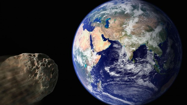 Ve NASA açıkladı: Dünya'nın sonu...
