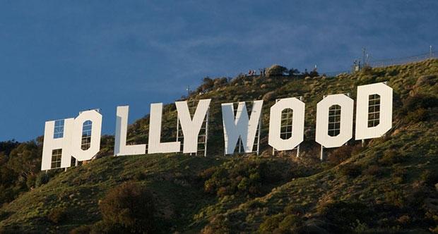 Hollywood tabelasının yakınlarında kafatası bulundu