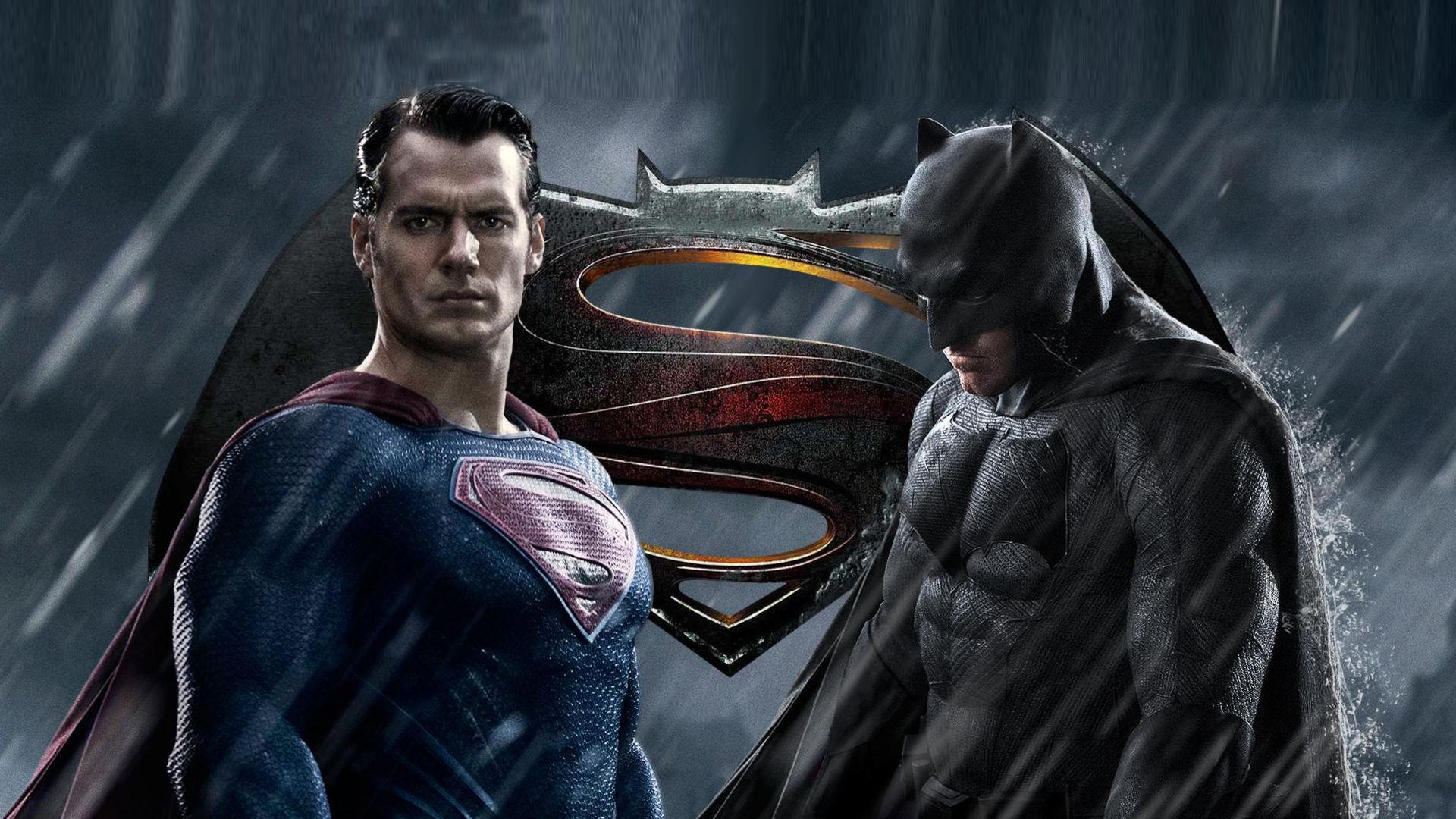 BATMAN V SUPERMAN: ADALETİN ŞAFAĞI