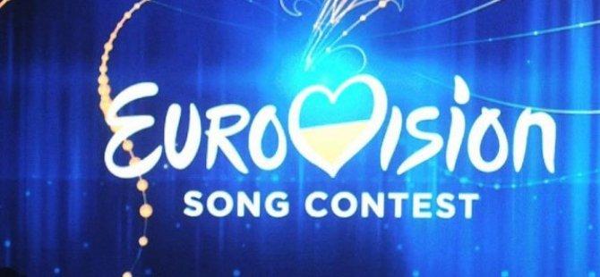 EUROVISION'DAN KKTC BAYRAĞINA YASAK