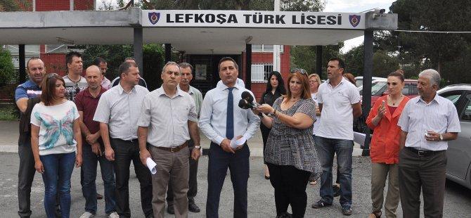 """""""OKULLAR DERS YAPILAMAZ HALE GETİRİLDİ"""""""