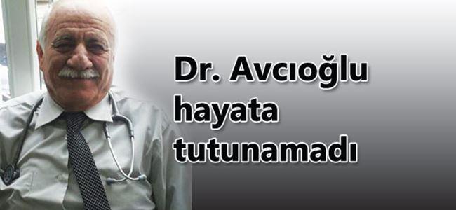 Dr. İsmet Avcıoğlu'nun vefatı yasa boğdu