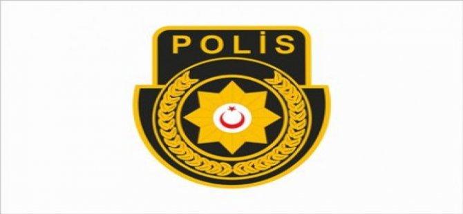 POLİSİN YAPTIĞI ARAMADA...
