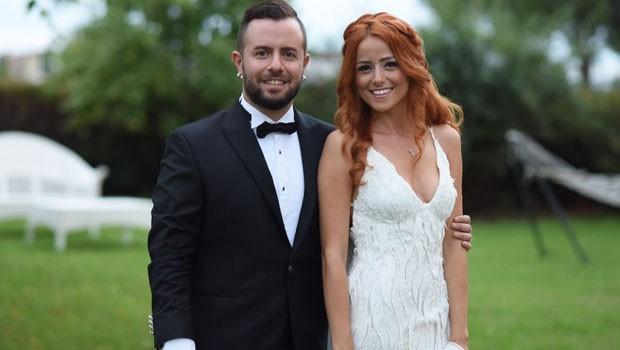 Emre Aydın evlendi