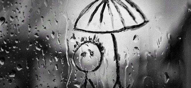 Şemsiyelerinizi Unutmayın